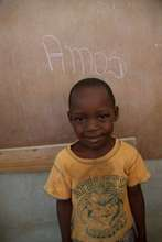 A child we hope to support in the coming years