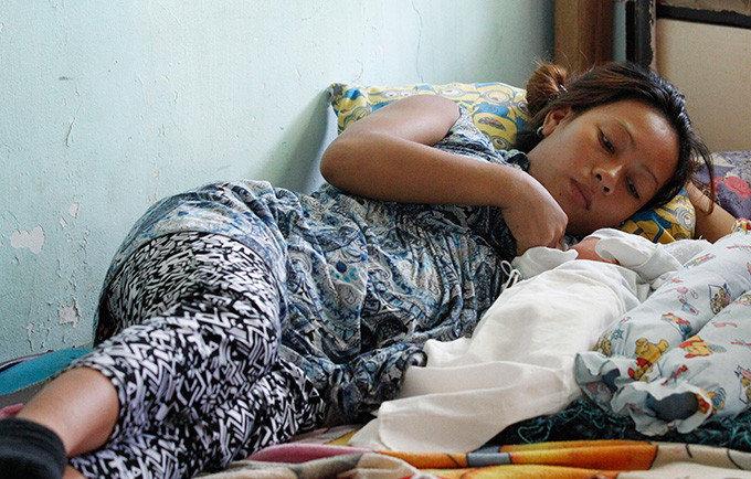 Jessa Gonzales,19, Casiguran District