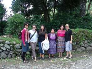 The focus group team