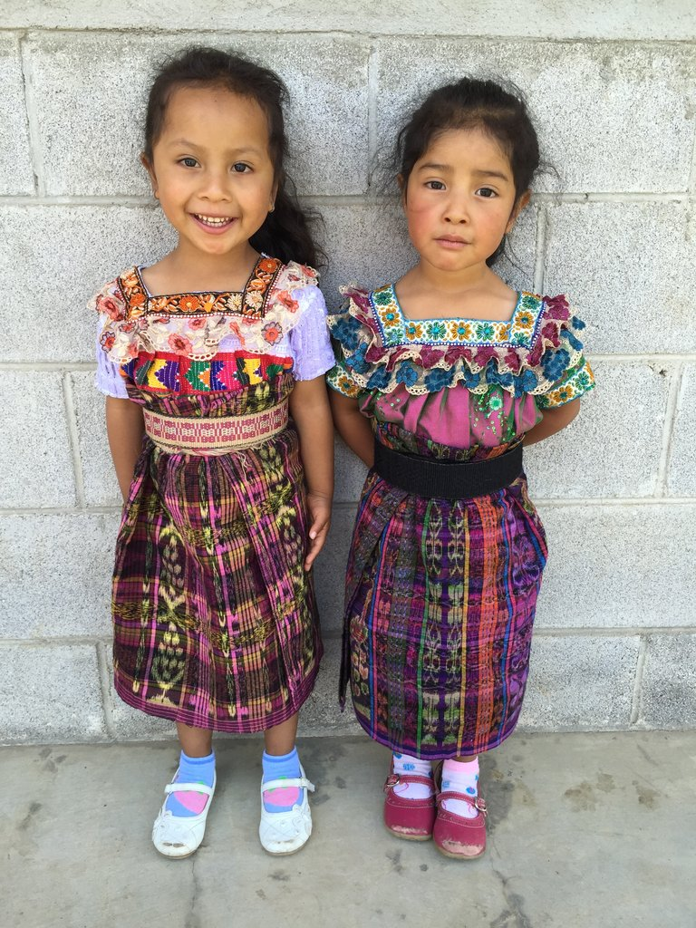 Two adorable cousins from Chichimuch!