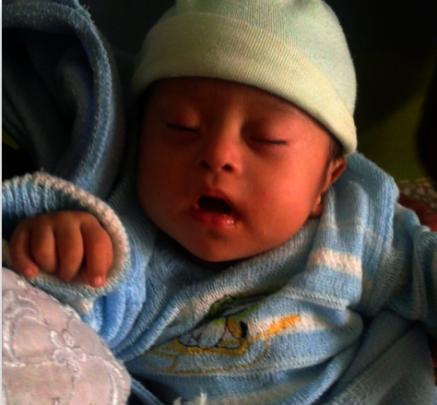 Carlitos 10 months Old