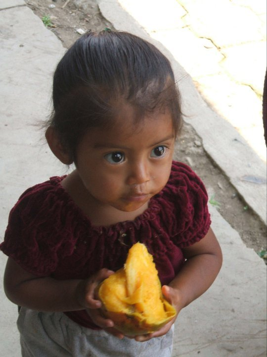 Feed a Child - Reduce Malnutrition in Guatemala