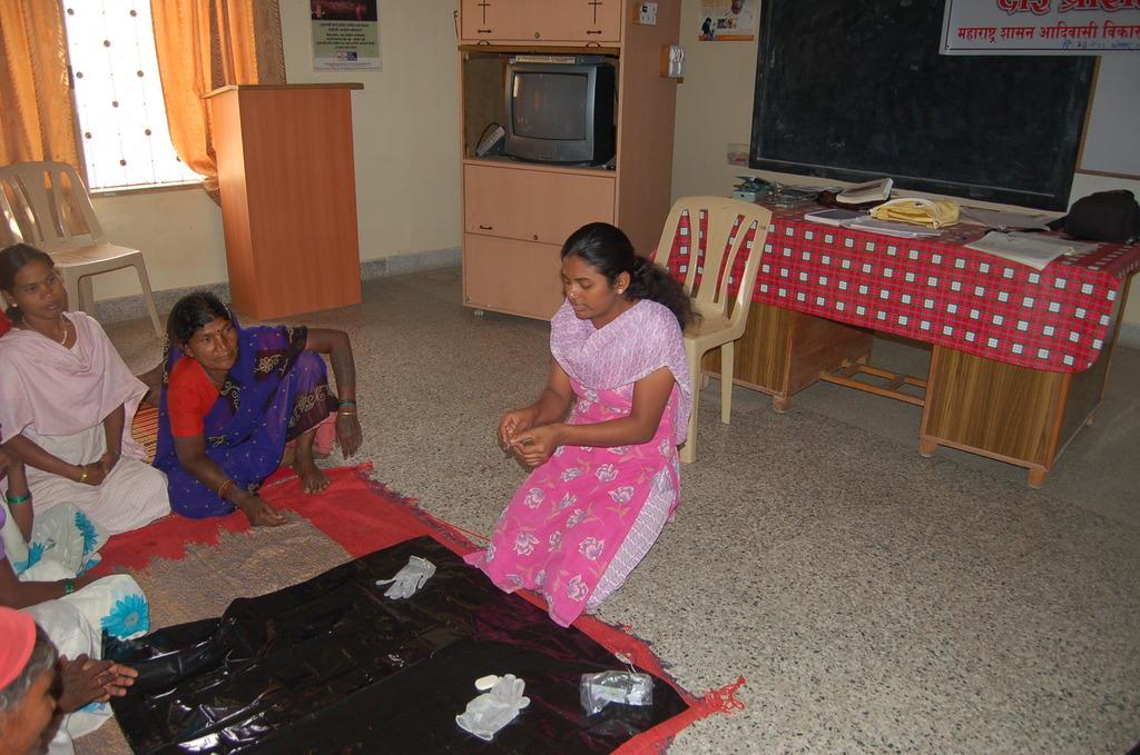 Training of birth attendants