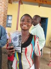 A Midwifery Seminar Teacher with a birthing kit