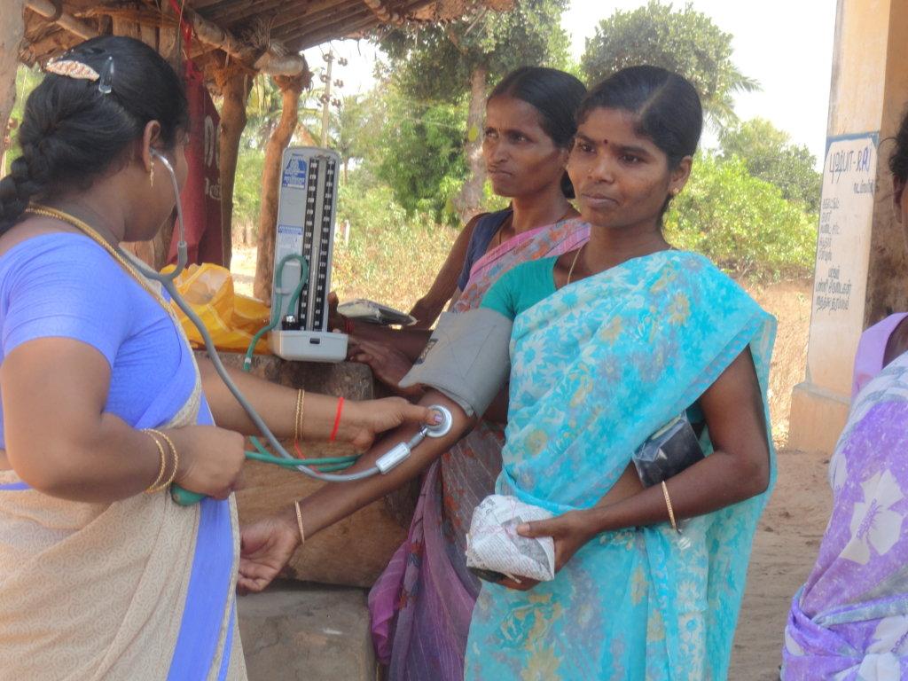 Traditional birth attendants receive training