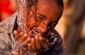 Help charity: water provide clean and safe water.