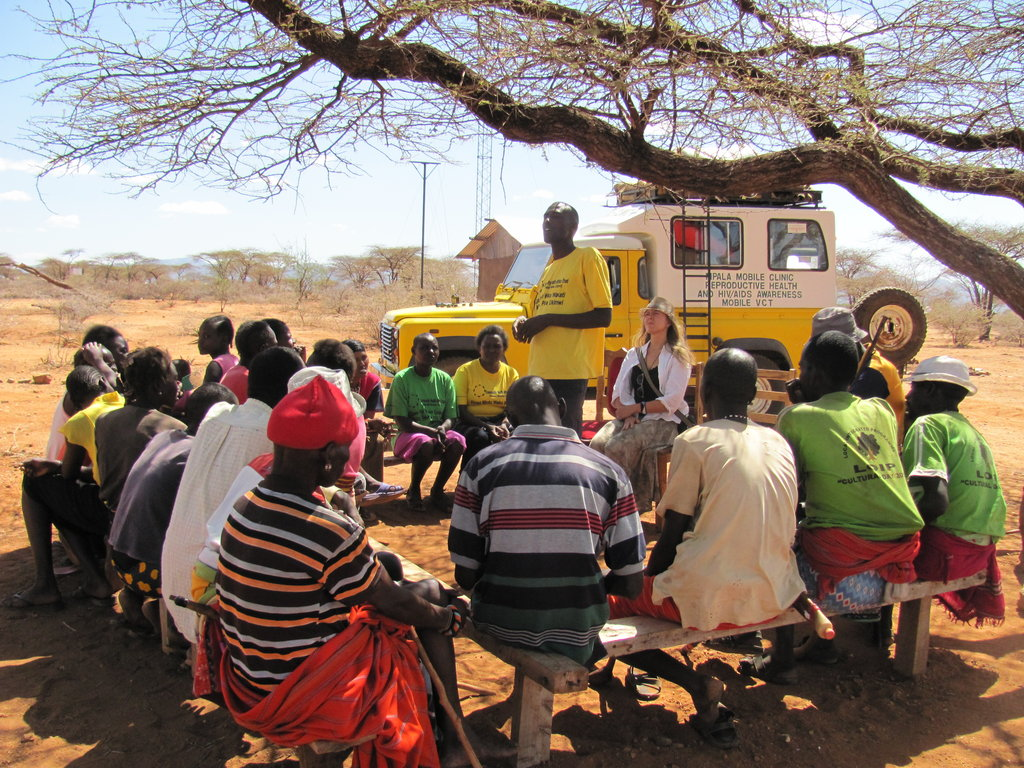Integrated Mobile Health Clinics: CHAT