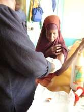 "somali woman who had said ""enough"""