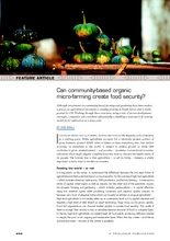 Article for the SA Corporate Social Responsibility Handbook (PDF)