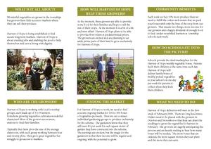 Harvest of Hope updated brochure (PDF)