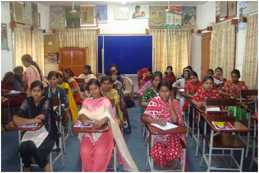 Adolescent Girls Training