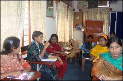 Adolescent Girls Training - 2