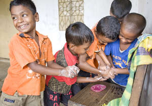 Support the Bangladesh Clean Water Fund