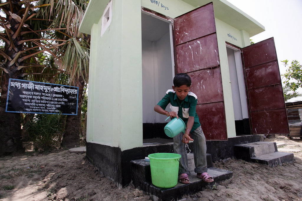 Provide a School with Fresh, Clean Water