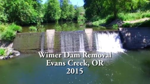 Dam Removal - Phase 1