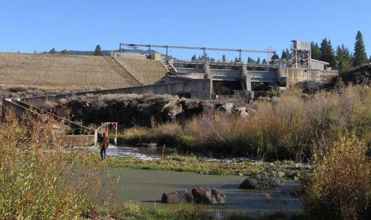 J.C. Boyle Dam