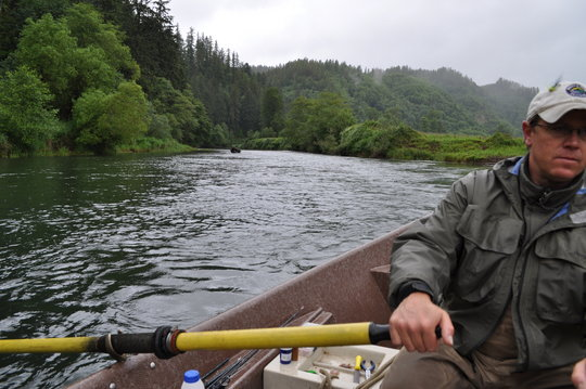 Oregon Rivers draw in recreation dollars every day