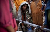 Global water and sanitation