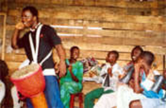 Songs of Peace: Supporting Musicians in Burundi
