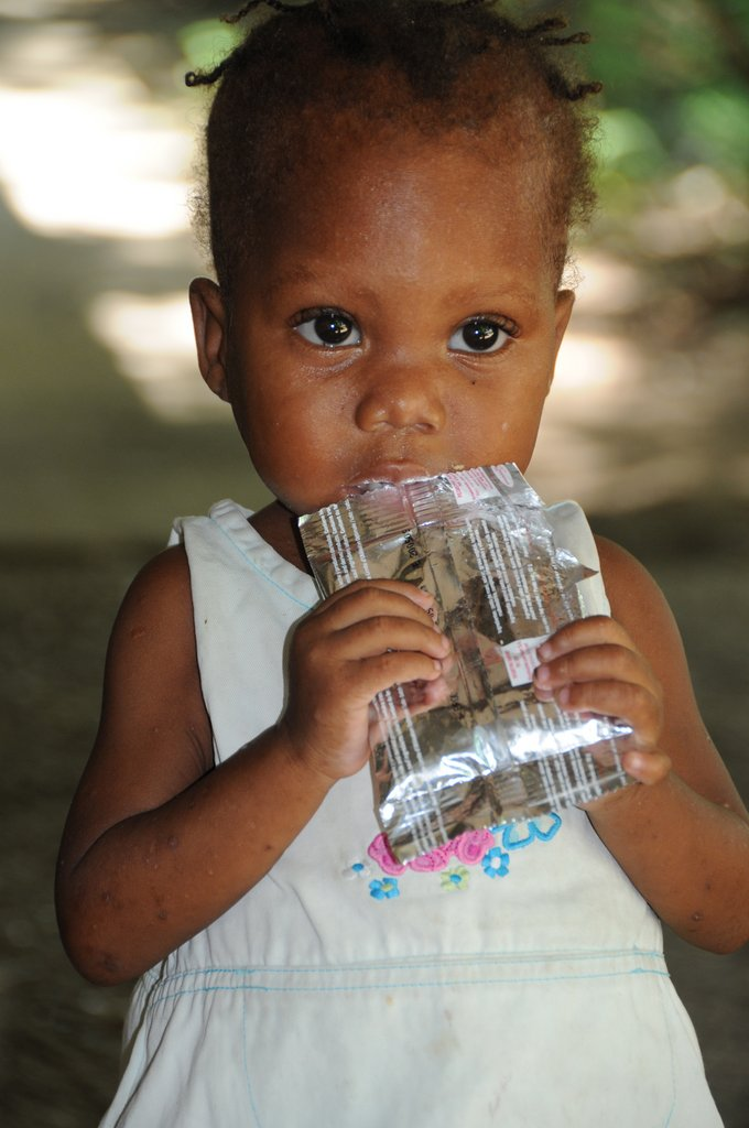 Treat Malnutrition with Plumpy'nut® in Niger