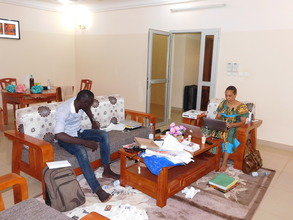ACFA HQ in Bamako