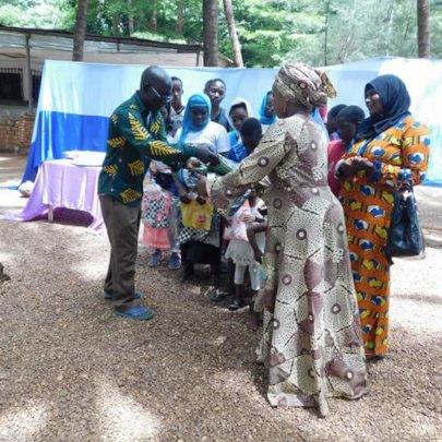 In-Kind Donation in Mali