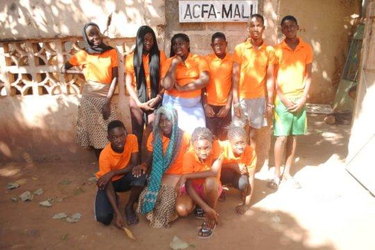 ACFA-Mali Children