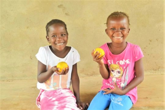 Provide Food for Mali's Vulnerable Children