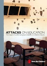 Photo of Classroom Riddled with Bullets