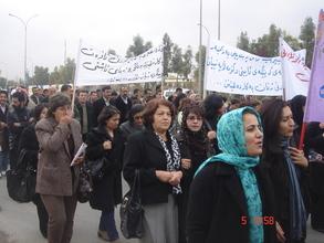 Demonstrating Against Extremism