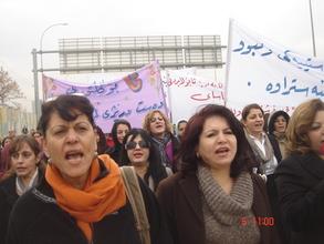 A Women's March