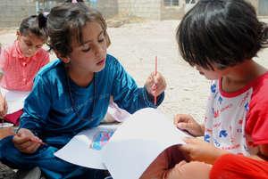 Girls at UN activities