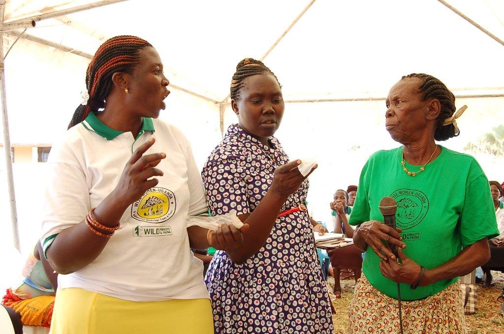 Wise Women of Uganda - traditional healers