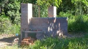 The first Adam Retort oven in Madre de Dios, Peru