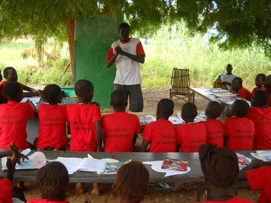 Reading Camp 2011
