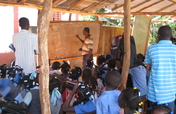 Reconstruct school for 200 rural students in Haiti