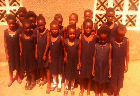 Grade 2 Girls
