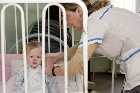 Children City Infective Disease Hospital #3