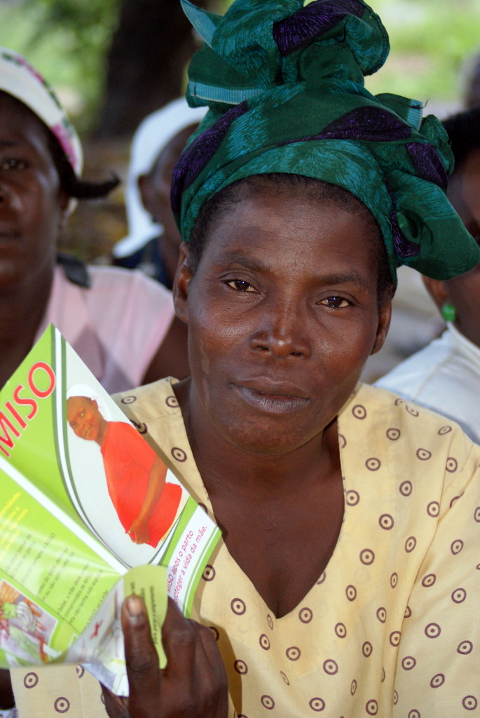 Saving Mothers Lives at the Community Level