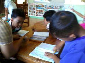 Burmese weekend classes