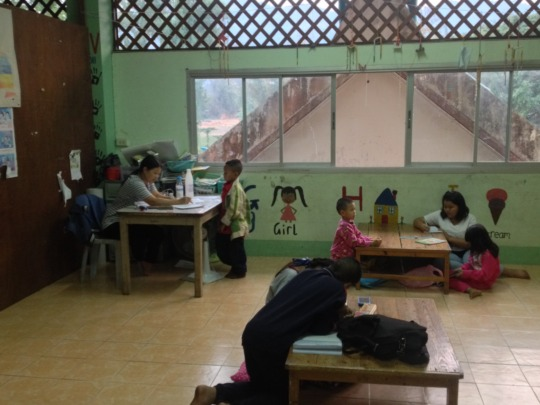 The CLC Beginner ENGLISH ClassRoom