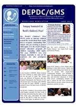 DEPDC Newsletter June 2013 (PDF)