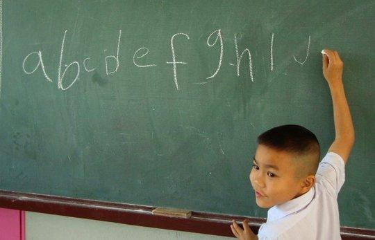 Literacy Training for an Ethnic Minority Community