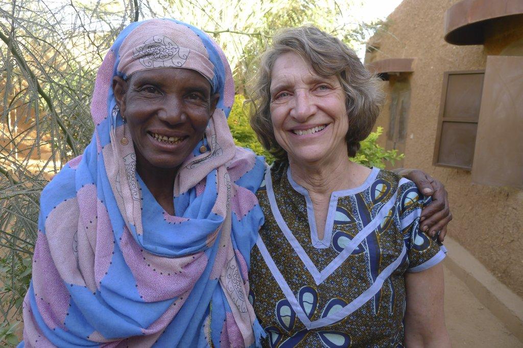 Founder Bess & FAHRA President Chita Abdoukareem