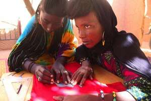 Artisans of Barka Wodaabe Co-op Agadez