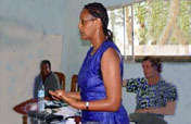 Giving Women a Voice in Guinea