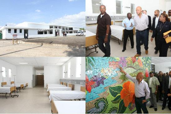 Photos courtesy of Haiti Libre