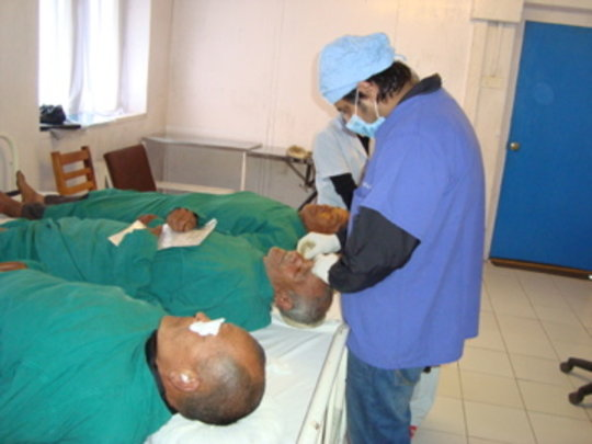 Post-operative patients