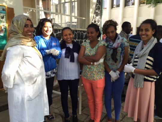 Nurse Training in Ethiopia