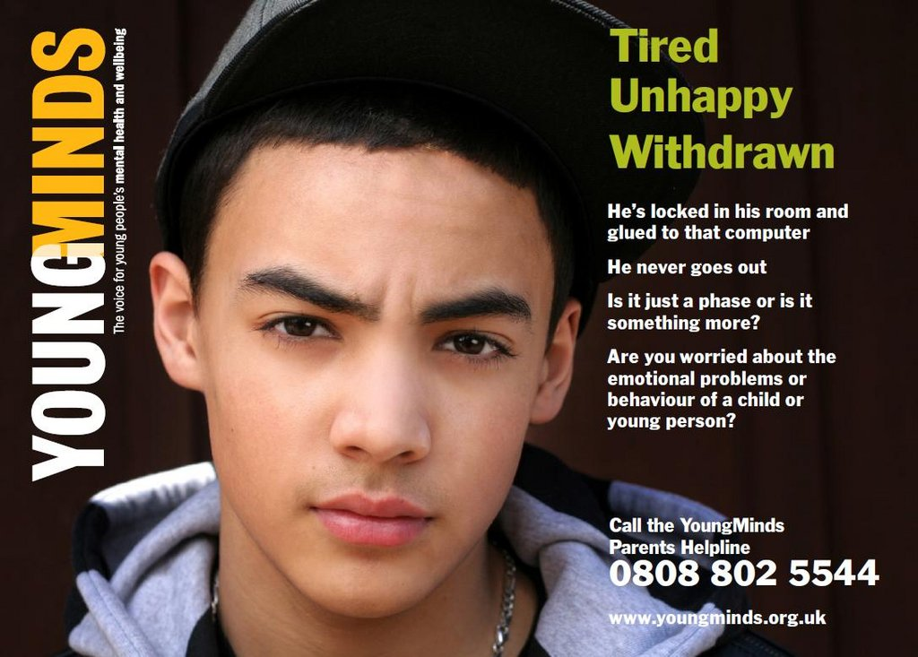 No Health without Mental Health-Support YoungMinds